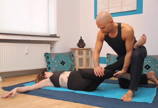 Energetische Massage 5