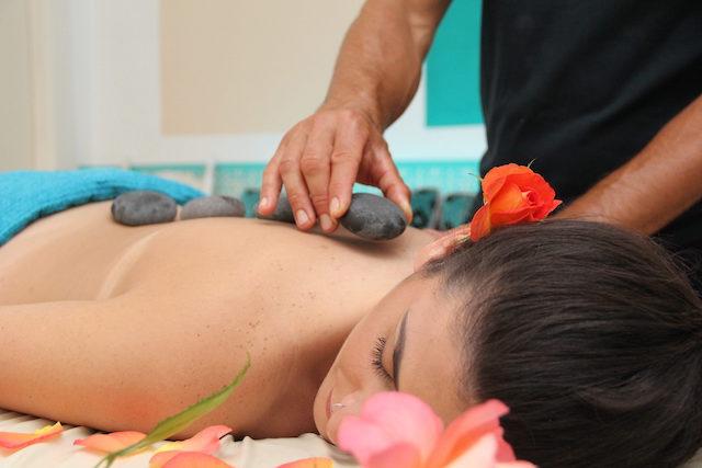 Azzurro Massage Angebot - Beispielbild