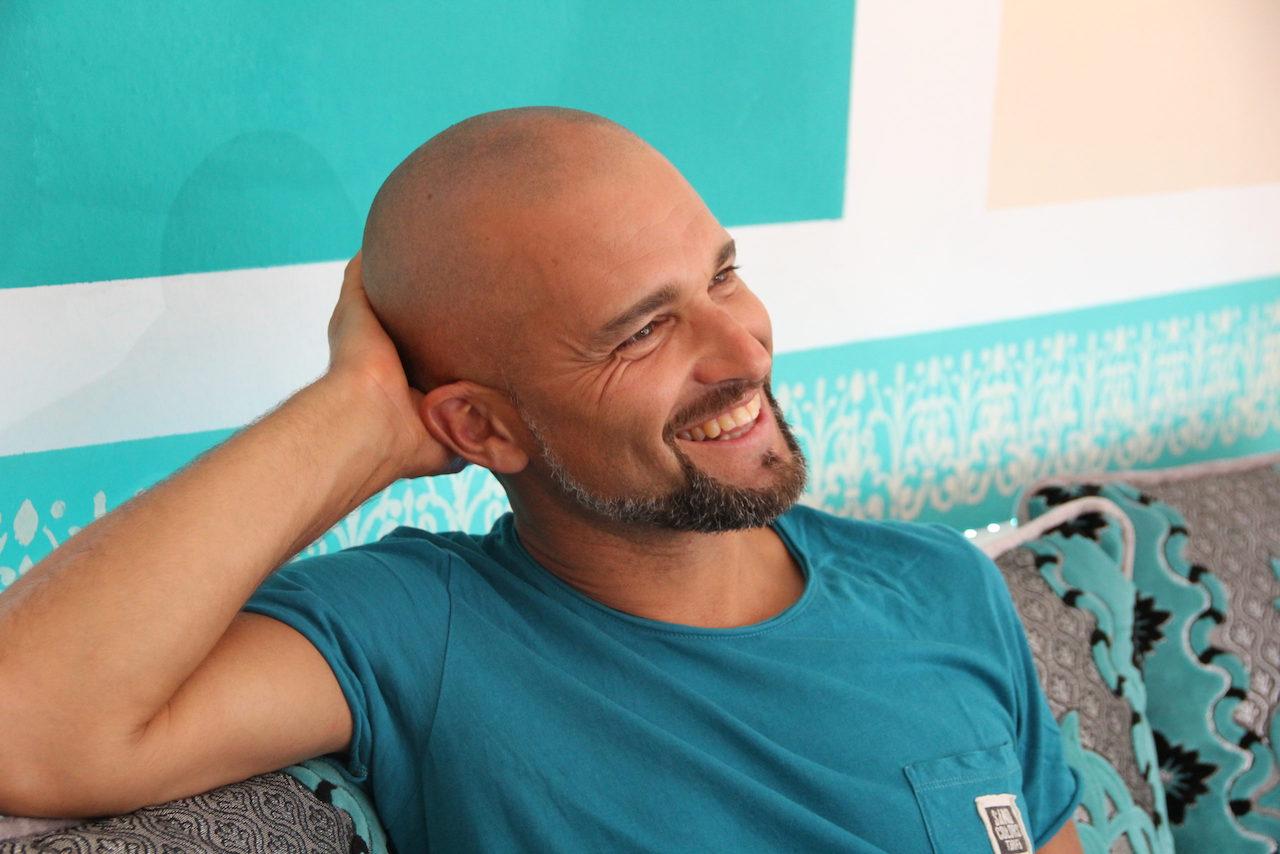 Curzio Portrait , der Therapeut